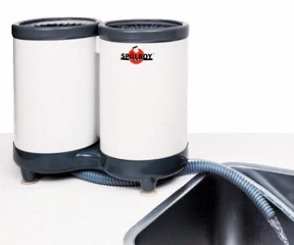 Druckspüler Spülboy Twin-Go T portable